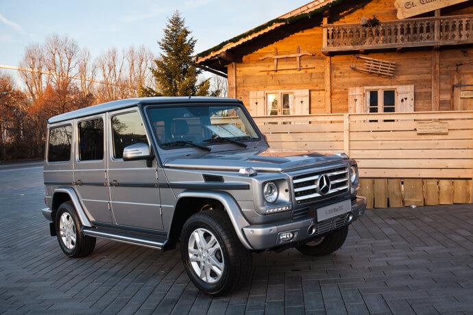 『Benz G car汽車借貸低息免留車案例』王先生